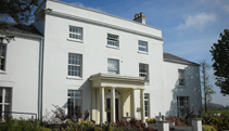 Image of Fishmore Hall Hotel, Ludlow