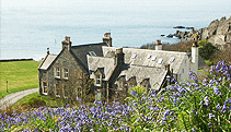 Image of Knockinaam Lodge, Galloway