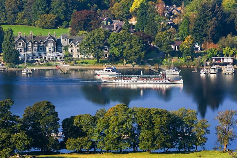 Lakeside Hotel Luxury Hotels In The Lake District Fine Individual
