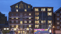 Image of Salthouse Harbour Hotel, Ipswich